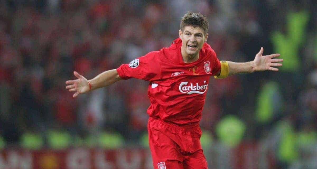 Dzień, w którym Steven Gerrard postanowił odejść z Liverpoolu
