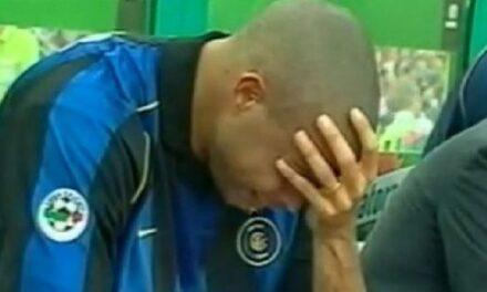 Dzień, w którym Ronaldo Nazario zalał się łzami