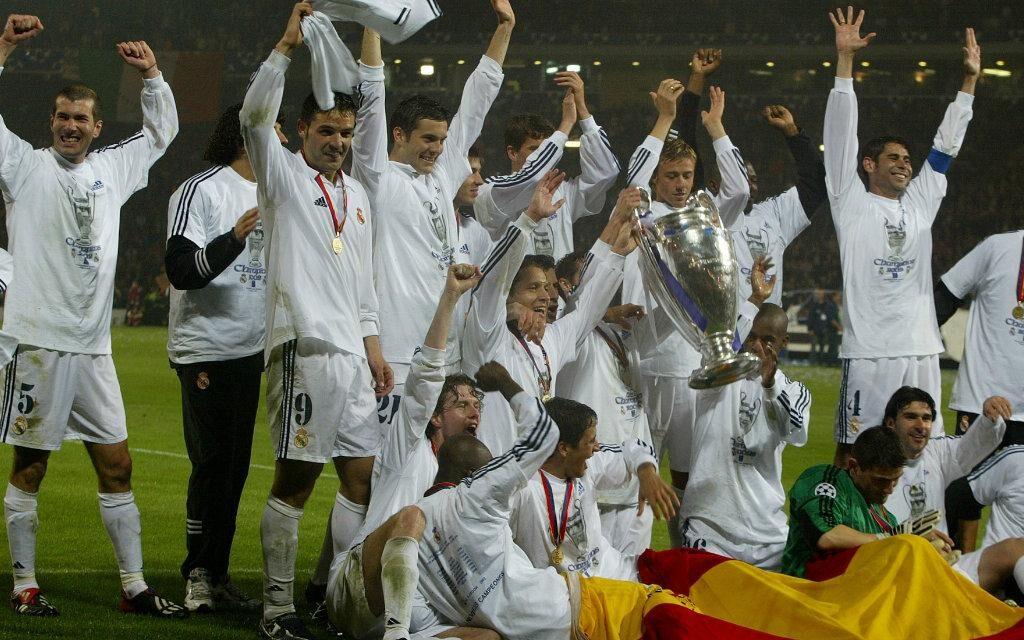 Finał Ligi Mistrzów 2002: bomby pod stadionem, gol Zidane'a i Bayer Neverkusen