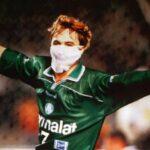 Paulo Nunes – piłkarz, który grał w maseczce już… 20 lat temu