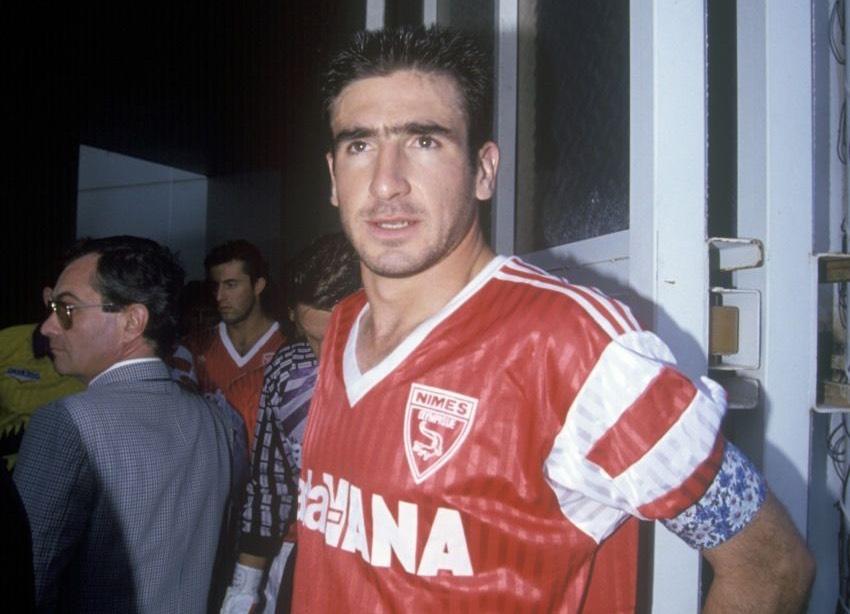 O tym, jak Cantona zakończył karierę przed transferem do Manchesteru United