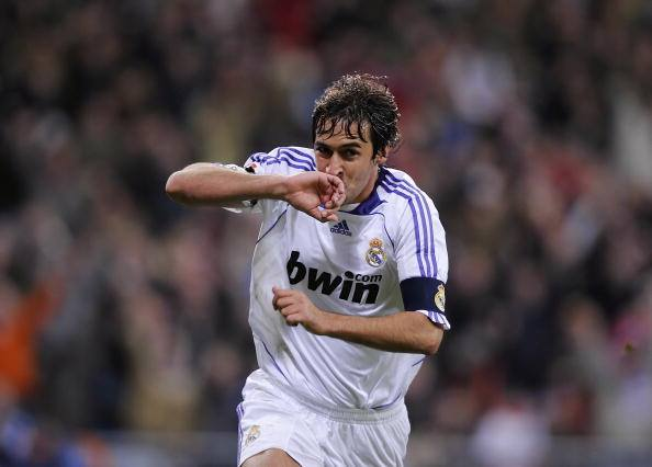 Raúl – miał być prostym weterynarzem, został legendą Realu Madryt