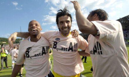 Gianluigi Buffon – najdroższy bramkarz w historii i mistrz świata w… drugiej lidze