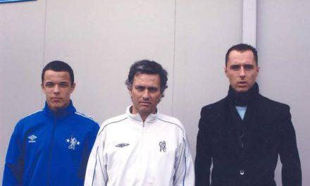 Dawid Janczyk na obiedzie z Jose Mourinho? To wydarzyło się naprawdę