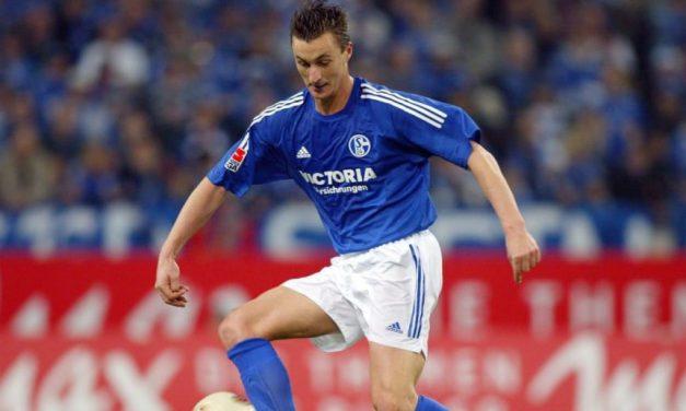 Tomasz Hajto – historyczny strzelec pierwszego gola na Arena auf Schalke