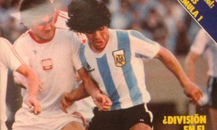 Dzień, w którym nastoletni Maradona strzelił przepięknego gola Polsce
