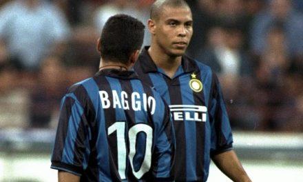 Inter – Real… równo dwadzieścia dwa lata temu. To był wieczór Ronaldo i Roberto Baggio