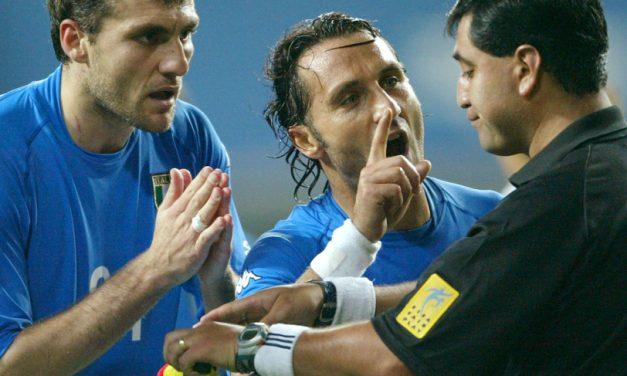 Byron Moreno i Włochy – historia największego przekrętu w historii mistrzostw świata