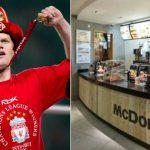 John Arne Riise – pierwsze kroki po wygranej Ligi Mistrzów skierował do… McDonald's