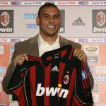 Stara gazeta: niechciany w Realu Ronaldo ląduje w Milanie