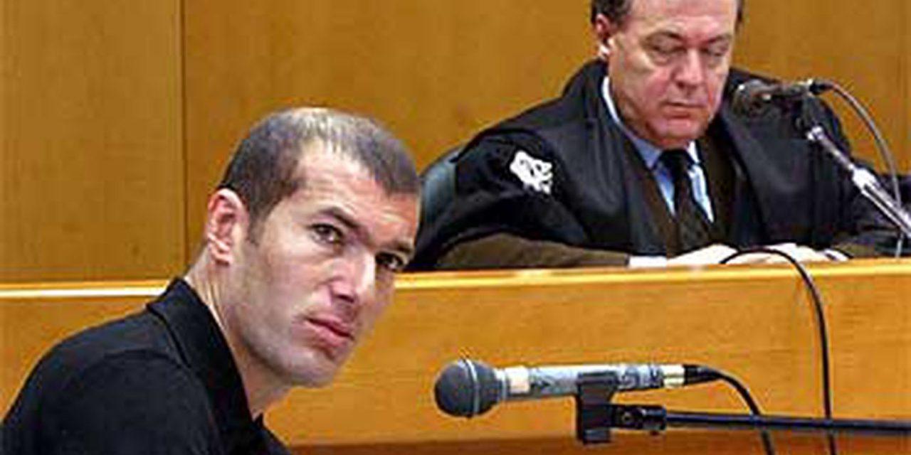 Stara gazeta: Zinedine Zidane przyznaje się do brania kreatyny