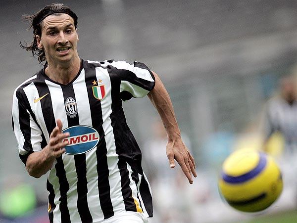 Ibrahimović zrobił wszystko, żeby uciec z Juventusu