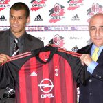 Rivaldo w AC Milan. Od mistrza świata po najgorszy transfer w Serie A