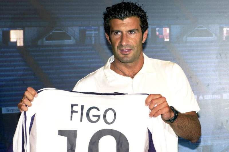 Luis Figo nie chciał do Realu? Kulisy transferu z Barcelony