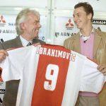 Zlatan Ibrahimović nie trafiłby do Ajaksu gdyby nie… Leo Beenhakker