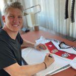Schweinsteiger przywitał się z Bayernem… nocnym włamaniem do klubowego jacuzzi