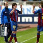 Skład Barcelony w dniu debiutu Messiego. Niebawem minie 17 lat…